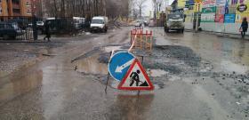 На двух улицах Перми закончился ремонт дорог