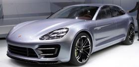 Обзор новой модели Porsche Panamera